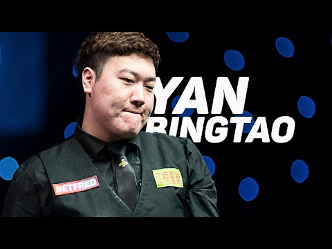 YAN Bingtao Advanced Practice Drill |  World Championship