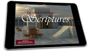 Interactive Scriptures app