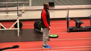 Acceleration and maximal velocity mechanics in sprints and jumps