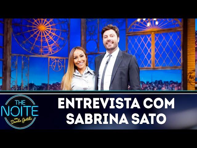 Melhores momentos 2018: Sabrina Sato | The Noite (21/02/19)
