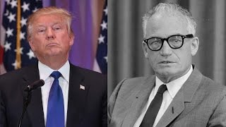 How Donald Trump Is And Isn't Like Barry Goldwater - Newsy