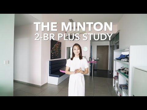 Singapore Condo Property Listing Video - Hougang The Minton 2+Study Penthouse