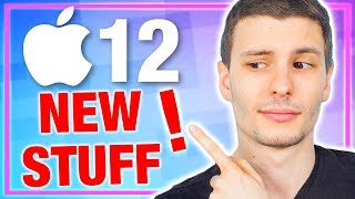 Best New Features in iOS 12! (And Hidden iOS 12 Features)