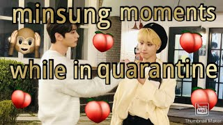 minsung moments for 7 minutes straight