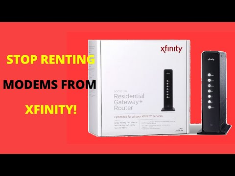 How To Find Modems Compatible With Xfinity/Comcast - Stop Renting And Save Money