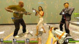 Left 4 Dead 2 - Escape from Malabar Custom Campaign Gameplay Walkthrough