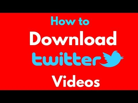How To Save/Download Twitter Videos To Mobile Gallery