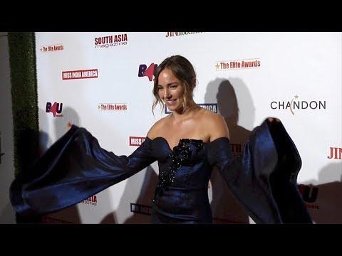 Briana Evigan 2017 Elite Awards Ceremony Charity Gala Red Carpet