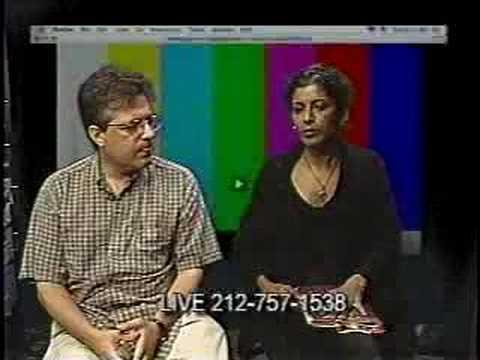 Priya of Warcry Cinema with Paul DeRienzo