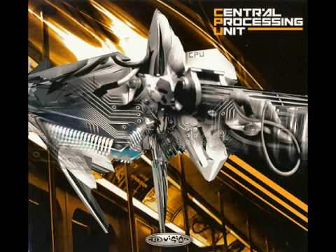 Central Processing Unit - Haight Street Freak