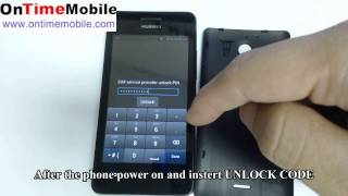 How to Check Ur IMEI and How to unlock Huawei Valiant Y301 A1 Metro PCS