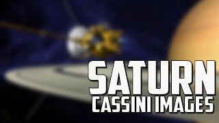 Videos of Space :  SATURN - NASA Cassini Images
