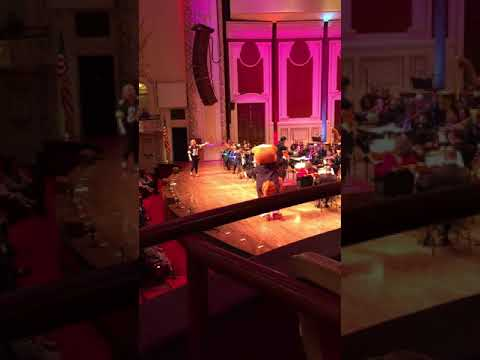 Fiddlesticks Pittsburgh Symphony Video