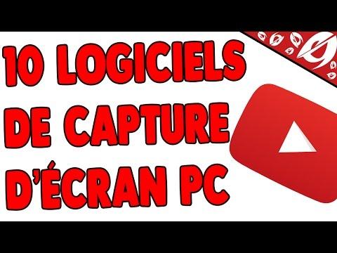 LES 10 MEILLEURS LOGICIELS POUR FILMER L'ÉCRAN DE SON PC
