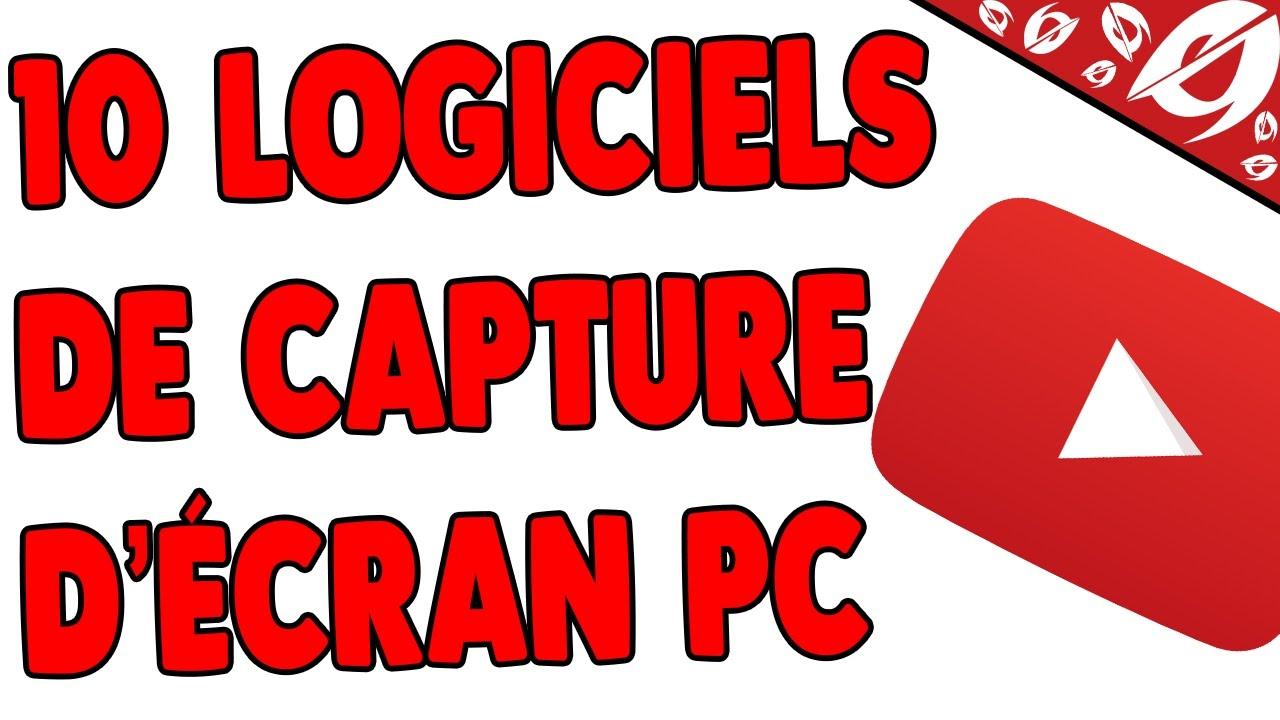 Les 10 meilleurs logiciels pour filmer l 39 cran de son pc for Les meilleurs ecran pc