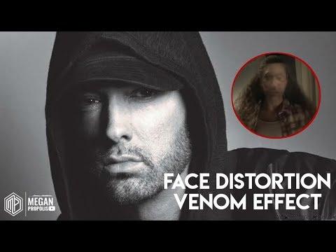 Tutorial Face Distortion Venom Effect Di Android