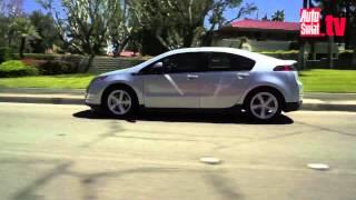 Chevrolet Volt - Elektryczny, a jednak w pełni użyteczny