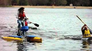 Hydro Bike and Kayak Race.avi
