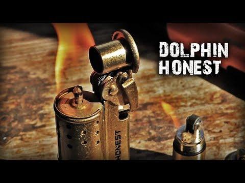 Инструменты Выживания/Бензиновые и газовые Зажигалки из китая/DOLPHIN/HONEST