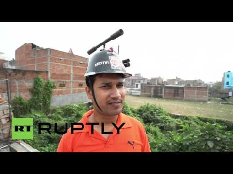 Video: Helmet GUN invented in India | New Inventions | Innovative inventions