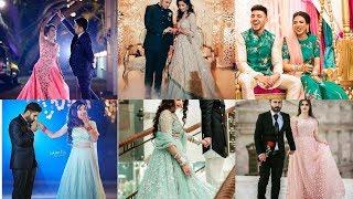 Best 55+#Engagement Dress Designs for 2020 || #Mangani Dresses ||#Bride&Groom Collection