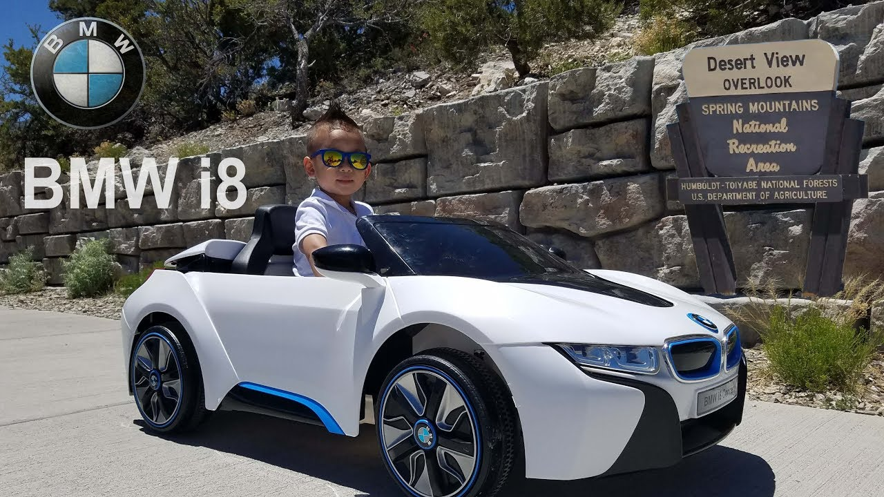 Power Wheels Bmw I8 6 Volt Electric Battery Ride On At Spring