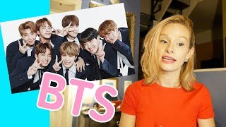 BTS and how K-POP has taken over the world ~ BTS与KPOP为什么能风靡全球?