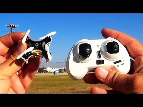 Cheerson CX-10C World's Smallest Camera Drone Review