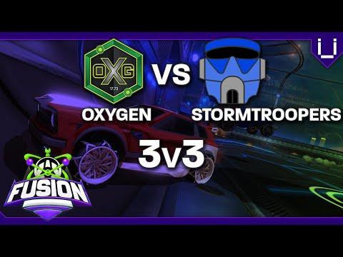 FUSION EU Day 3 | Oxygen Vs Stormtroopers | 3v3 Quarter Final
