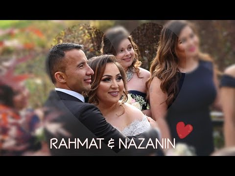 Rahmat & Nazanin Wedding Highlights