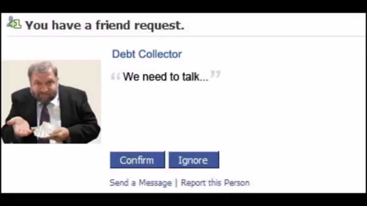 Funny Debt Collector Call Youtube