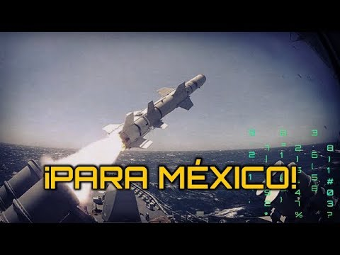 Misiles y torpedos para México    Marina Armada de México * Sigma