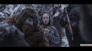 Трейлер Планета обезьян: Война.