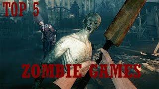 Top 5 Zombie Games (2015 PC) Лучшие игры про зомби(, 2015-07-27T08:55:37.000Z)