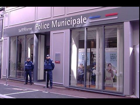 Police municipale inauguration commissariat ville de - Piscine villeboeuf saint etienne ...
