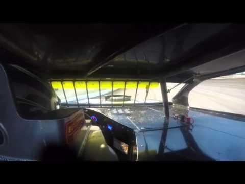 Dillon Buhr | Volusia Speedway Park | Practice 3-18-2016