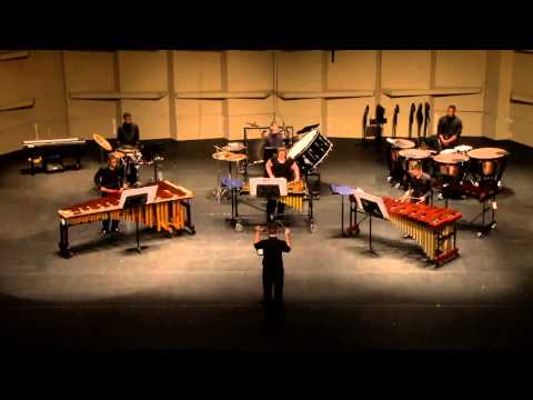 Pflugerville High School Percussion Ensemble Music for All 2015