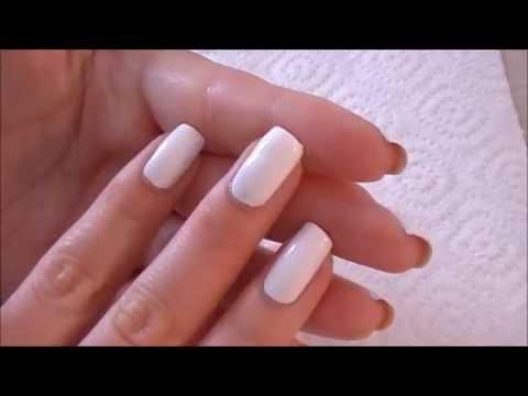 Een scheur repareren | nailsbyLaura.nl