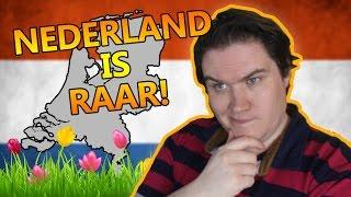 NEDERLAND IS RAAR!