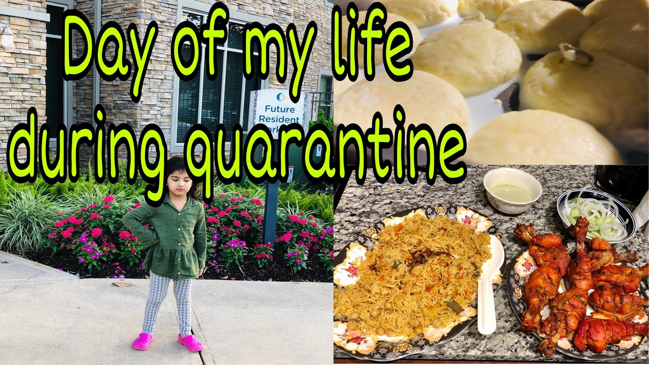 Day of my life during quarantine   how I spend my day during the quarantine  faiza naz