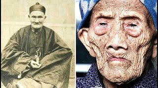 The World\x27s Oldest Man Li Ching Yuen Who Was 256 Revealed His Secret