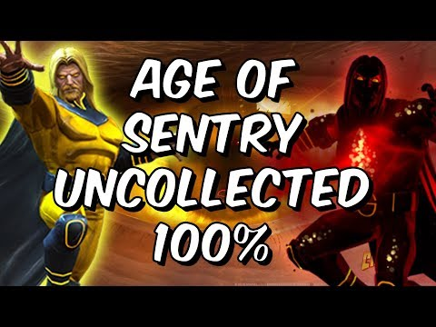Age Of Sentry Uncollected 100% Push #1 - Sentry & Void Monthly Event - Marvel Contest Of Champions