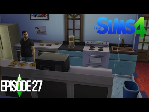 Life in the Sims 4 #27: The Downward Spiral of Splitty Part 1