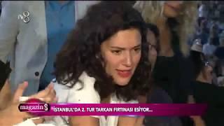 Berguzar Korel #Tarkanzamani 8/09/2017