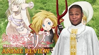 Maria the Virgin Witch Anime Review