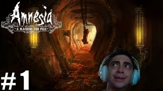 Amnesia: A Machine For Pigs - O PESADELO COMEÇA - PARTE 1