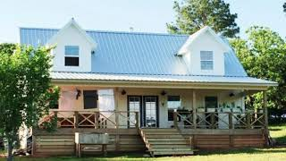 Oklahoma Couple Simplify Life In 1,000 Square Foot Farm House