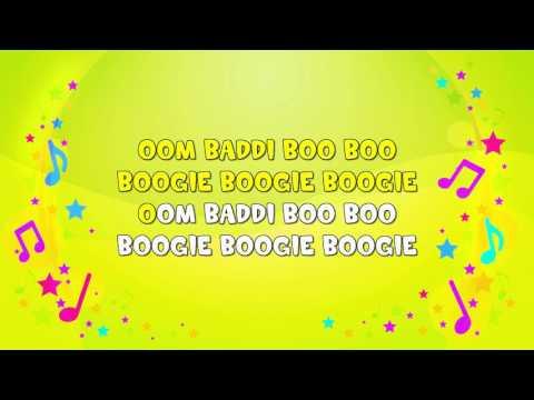 Down In the Jungle   Karaoke   Animals   Nursery Rhyme   KiddieOK