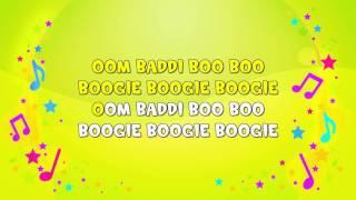 Down In the Jungle | Karaoke | Animals | Nursery Rhyme | KiddieOK