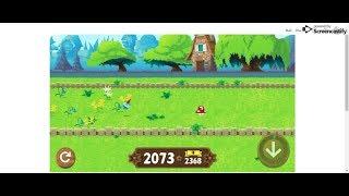 Google Doodle Game(Garden Gnome Game)